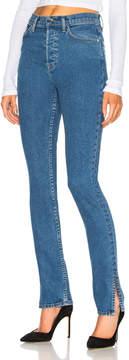 Cotton Citizen High Split Jean