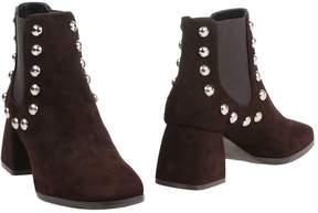 Andrea Morando Ankle boots