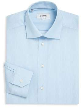 Eton Contemporary-Fit Printed Dress Shirt