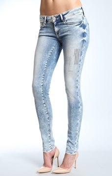 Mavi Jeans Alexa Jogger In Patch-Out Sporty