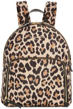 Kate Spade Watson Lane Leopard Hartley Small Backpack - MULTI - STYLE