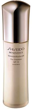 Shiseido Women's Benefiance Wrinkle Resist 24 Day Emulsion