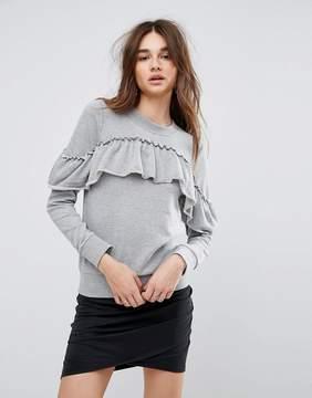 Noisy May Ronja Frill Sweater