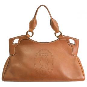 Marcello leather handbag