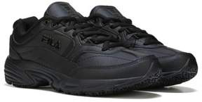 Fila Men's Workshift Slip Resistent Medium/Wide Work Shoe
