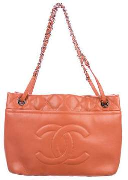 Chanel Caviar Timeless Soft Shopper Tote