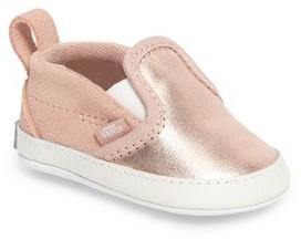 Vans Infant Boy's Slip-On Crib Shoe