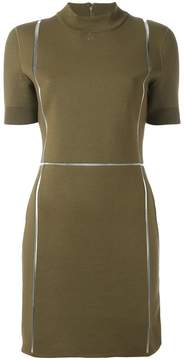 Courreges fitted dress