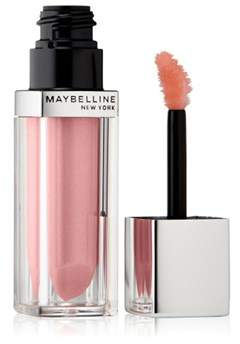 Maybelline Sensational Color Elixir Lip Lacquer Gloss, 505, Blushing Petal.
