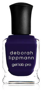 deborah lippmann Gel Lab Pro - After Midnight - dark indigo creme