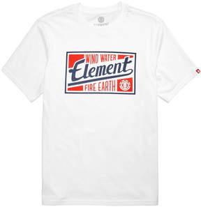 Element Men's Marker Logo T-Shirt
