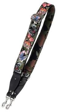 Valentino leather bag strap