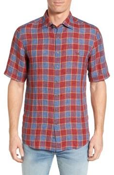 Rodd & Gunn Men's Mason Avenue Linen Sport Shirt