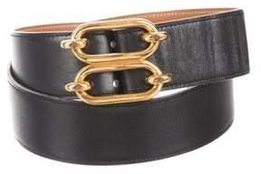 Hermes Vintage Reversible Waist Belt