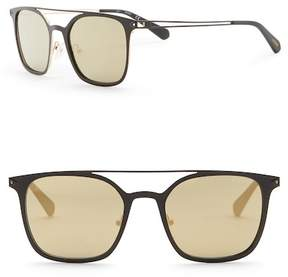 GUESS 53mm Square Sunglasses