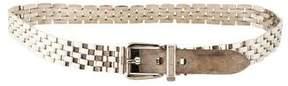 Gucci Chain-Link Waist Belt