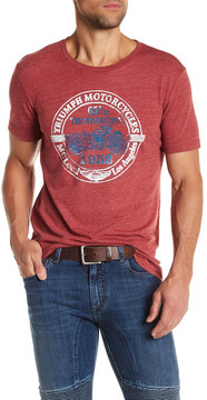 Lucky Brand Triumph Stamp Tee