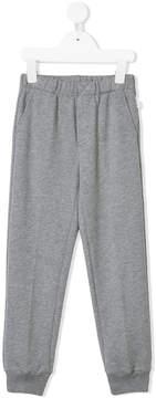 Il Gufo elasticated jogging trousers