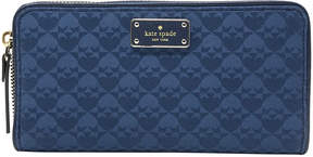 Kate Spade Blue Denim Penn Place Neda Wallet