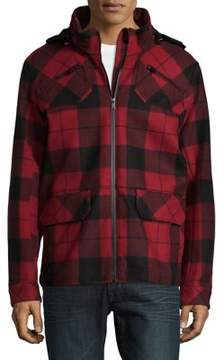 Pendleton Printed Full Zip Jacket