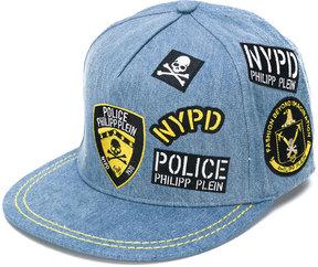 Philipp Plein embroidered baseball cap