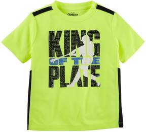 Osh Kosh Oshkosh Bgosh Boys 4-12 King of the Plate Baseball Tee