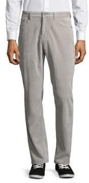 Saks Fifth Avenue BLACK Corduroy Five Pocket Pants