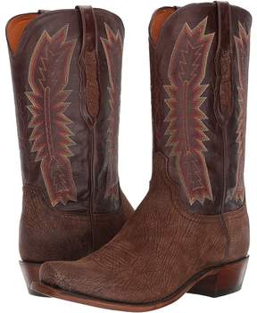 Lucchese Harrison Cowboy Boots