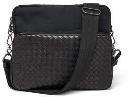 Bottega Veneta Woven Pocket Camera Bag