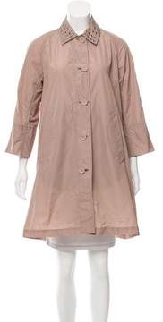 ADD Lightweight Button-Up Coat w/ Tags