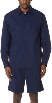 Lemaire Four Pocket Overshirt