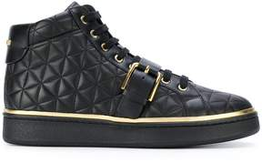 Balmain Active quilted sneakers