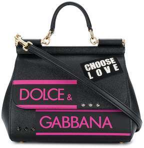 Dolce & Gabbana small Sicily shoulder bag