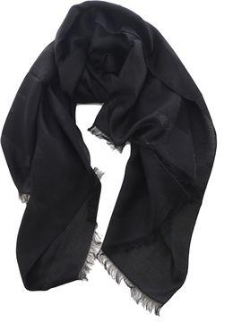 Armani Jeans Glitter Detail Scarf