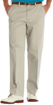 Haggar Life Khaki Straight-Fit Pants