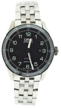 Oris Artix Day Date Calobra 7706 Stainless Steel Automatic 44mm Mens Watch