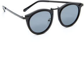 Karen Walker Superstars Solar Harvest Sunglasses