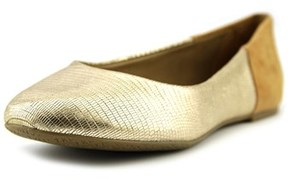 TKEES Raleigh Round Toe Synthetic Ballet Flats.