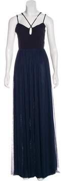 Keepsake Sleeveless Evening Dress