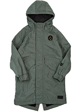Munster Drainer Hooded Jacket
