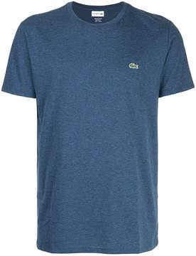 Lacoste logo patch T-shirt