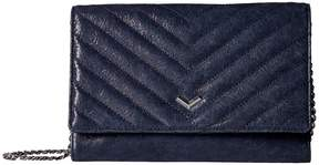 Botkier Soho Quilted Wallet on a Chain Wallet Handbags