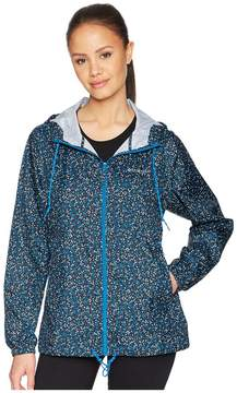 Columbia Flash Forwardtm Printed Windbreaker Women's Coat