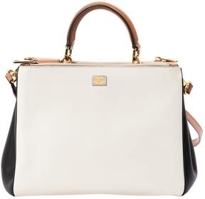 Dolce & Gabbana Sicily leather handbag - MULTICOLOUR - STYLE