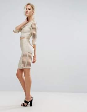 Asilio Tonal Tech Skirt