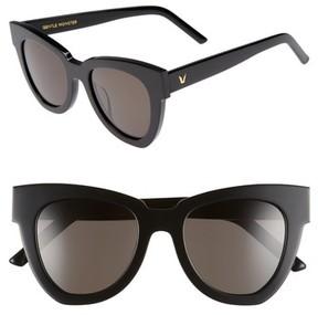 Gentle Monster Women's Laser 51Mm Cat Eye Sunglasses - Black