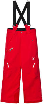 Spyder Red Propulsion Ski Trousers