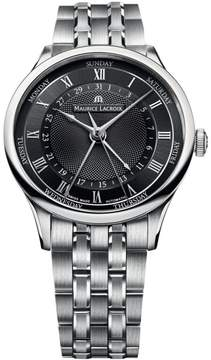 Maurice Lacroix MP6507-SS002-31 Stainless Steel 40mm Mens Watch