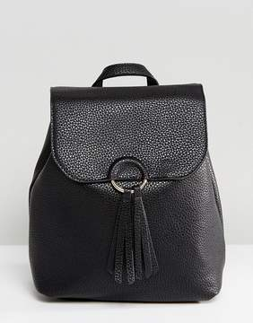 Pieces Backpack With Tassle Detail