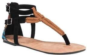 Muk Luks Women's Celeste Flat Thong Sandal